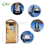 EC popular Portable oxygen concentrator in car
